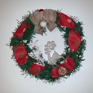 Christmas Wreath for From Door